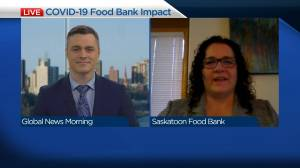 Saskatoon food banks are in need of donations during Covid-19 pandemic