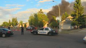 Edmonton police complete internal investigations into death of Const. Woodall
