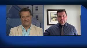 Matt Lee chats with Global News Morning (06:22)
