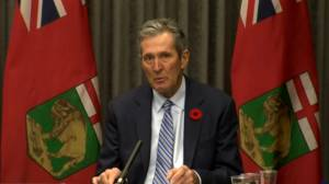 Coronavirus: Pallister announces more funding to help Manitoba's small businesses (06:47)