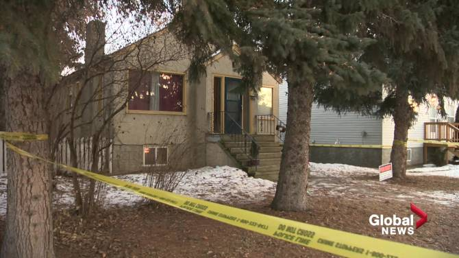 Click to play video: Edmonton homicide section investigates two suspicious deaths