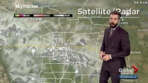 Edmonton weather forecast: Monday, March 8, 2021 (03:05)