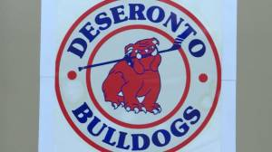 Saturday is senior hockey tonight in Deseronto