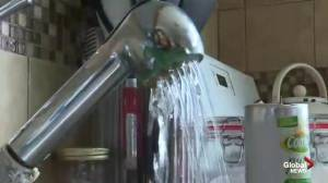 Tainted Water in HRM