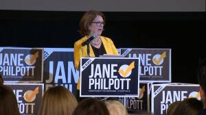 Federal Election 2019: Jane Philpott tearfully thanks supporters, family after loss
