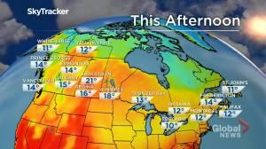 Winnipeg weather outlook: May 28 (02:09)