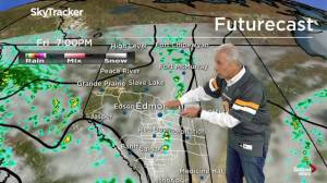 Edmonton Morning Weather: Aug. 23