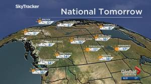 Edmonton weather forecast: Oct. 6