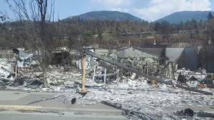 Residents frustrated over slow progress after Lytton, B.C. wildfire (01:45)