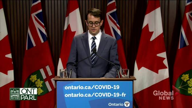 Click to play video: Ontario introduces paid sick leave program in response to COVID-19 pandemic