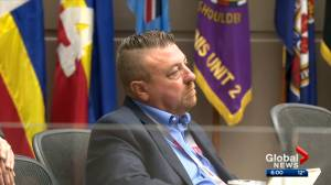 Calgary candidate for re-election Joe Magliocca charged after RCMP investigation (02:23)