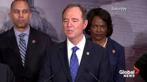 Schiff accuses Trump of Twitter threat