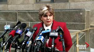 Gloria Allred 'proud' of client's testimony against Harvey Weinstein