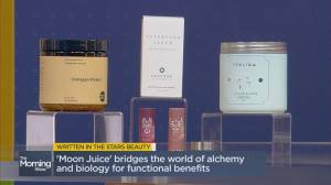 Astrology-inspired beauty products and techniques (08:23)