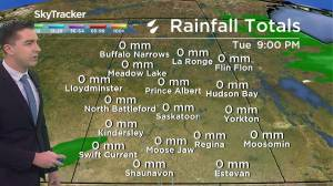 Staying warm and sunny: Sept. 22 Saskatchewan weather outlook