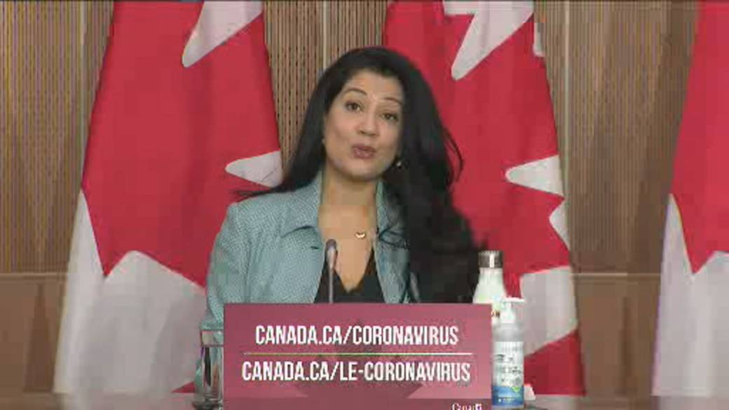Click to play video 'Coronavirus: Canada to receive up to 168,000 doses of Moderna's COVID-19 vaccine before year's end'