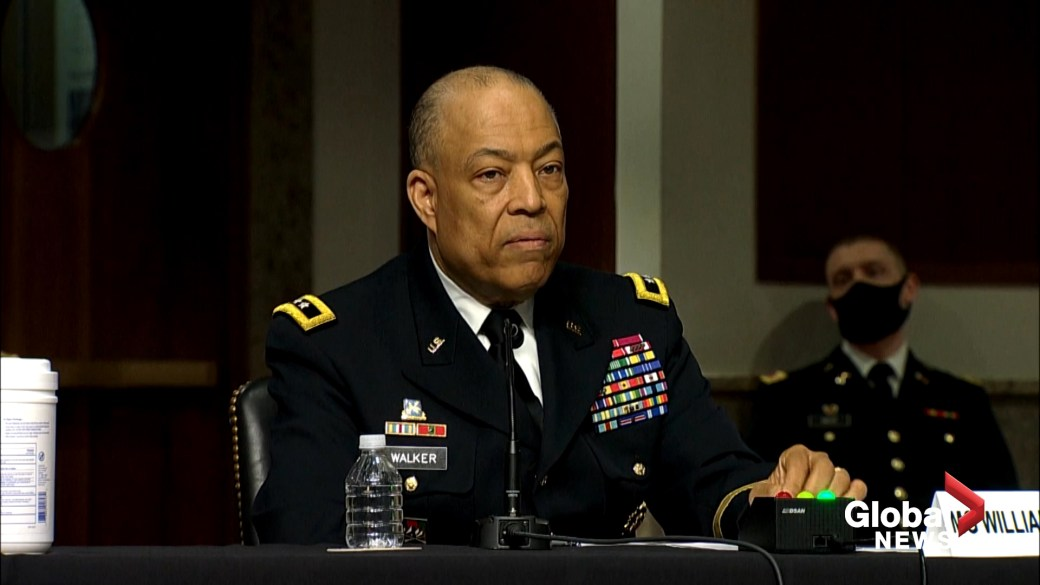 Click to play video 'Capitol riot: D.C. National Guard chief recounts 3-hour delay in approval for deployment'