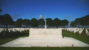 75th anniversary of the Battle of Verrières Ridge