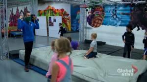 Coronavirus: Businesses open alternative classrooms in Edmonton