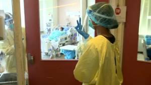 Urgent care nurses call for same pay bump ER nurses are receiving (01:22)
