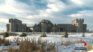 Alberta castle opens doors as bed and breakfast