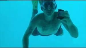 Louisiana man dies during underwater marriage proposal