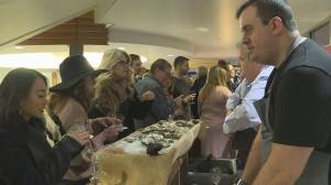Launch party for Dine Around Thompson Okanagan