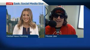Social media duo entertaining online with small town Sask. references (03:32)