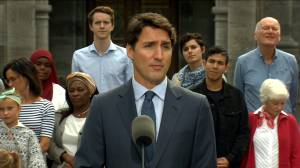 Justin Trudeau sends condolences on 18th anniversary of 9/11 attacks