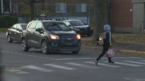 Snowdon residents call for crossing guard at busy intersection