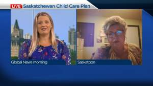 Saskatchewan signs on to $10 a day child care agreement (03:44)