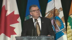 University of Alberta president speaks at Edmonton memorial for Iran plane crash victims