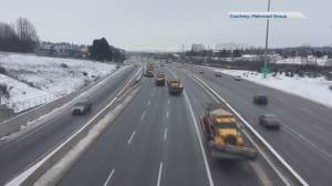 Questions about road maintenance after Lower Mainland snowfall