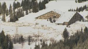 Power restored as helicopters evacuate people from isolated B.C. ski resort