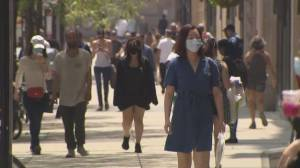 Regina researcher finds certain behaviours linked to anti-mask attitudes (05:30)