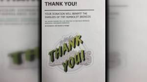 Humboldt Broncos GoFundMe fraudster found guilty in Saskatoon