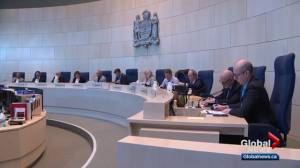 Edmonton City Council figuring out how to deal with Alberta budget decisions