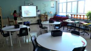 COVID-19: Quebec schools gearing up for return to class as fourth wave hits (01:54)