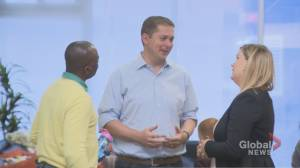 Federal Election 2019: Conservative Leader Andrew Scheer stands by Conservative candidates
