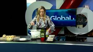 Thanksgiving recipes from Global Calgary: Dallas' slow cooker mushrooms