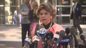 R. Kelly trial: Gloria Allred speaks out after singer found guilty of racketeering (05:15)