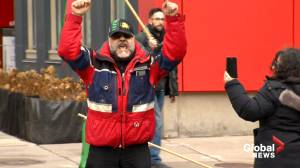 'No War With Iran' rally turns heated in Toronto