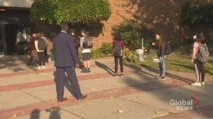 Coronavirus: TDSB high schools reopen