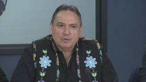 AFN chief Bellegarde says Wet'suwet'en made 3 'simple' requests