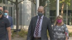 Toronto police officer sentenced to 9 months in jail for assault of Dafonte Miller (02:01)