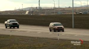 Calgarians concerned about children's safety near southwest portion of ring road (01:24)