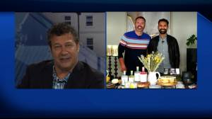 Global News Morning chats with Jason Krell and Aly Velji, The Style Guys (05:28)