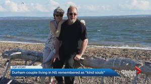 Durham couple killed in Nova Scotia shootings were looking forward to 'golden years' (02:24)
