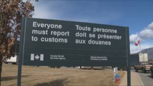 Washington state lawyer facing charges for bringing firearms across B.C. border