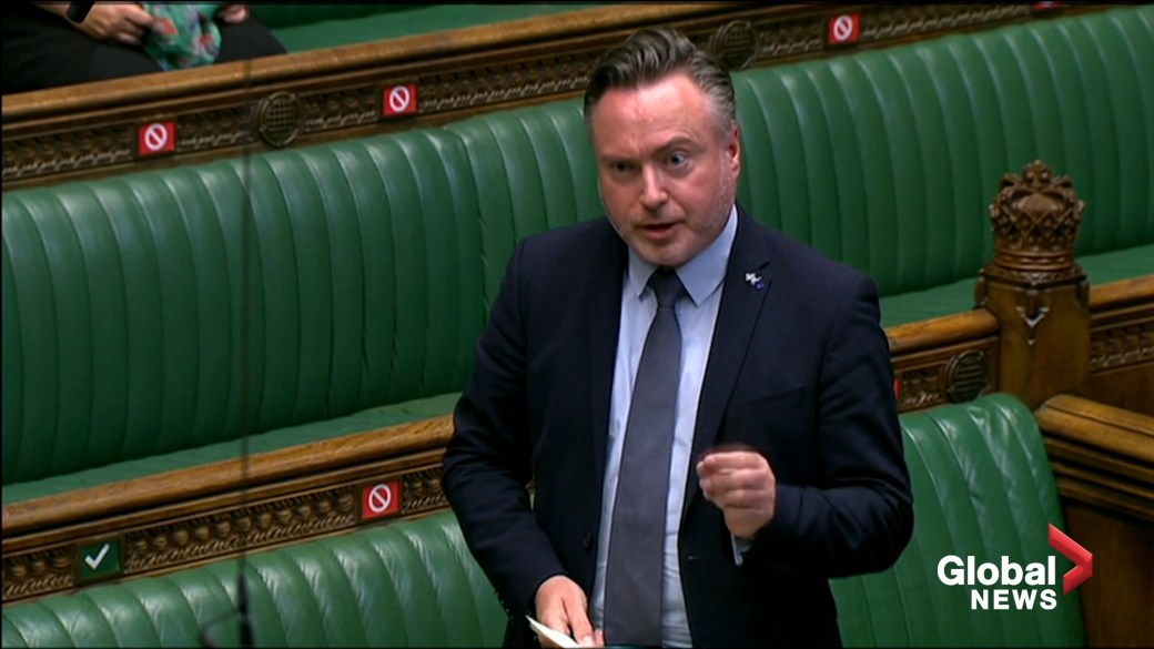 Click to play video 'Brexit: MPs debate merits of Internal Market Bill'